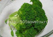 Вирощування капусти брокколі
